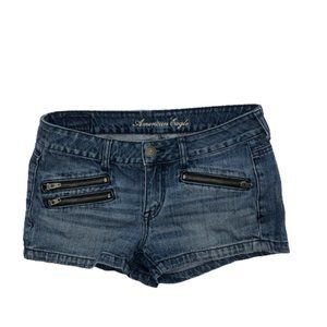 AE American Eagle Outfitters Jean Denim Shorts